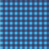 Blue  seamless tablecloth Vector. Airy Blue and Riverside color. Seamless traditional tablecloth pattern Vector. Pastel blue color Stock Image