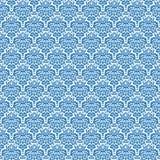 Blue seamless texture Stock Image