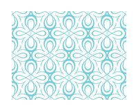 Blue seamless vector repeating prints royalty free illustration