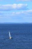 Blue seascape Stock Images