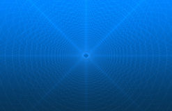 Blue security pattern simulation background Stock Image