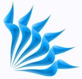 blue sex gånger Royaltyfria Foton