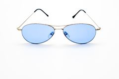 Blue Shades royalty free stock photography