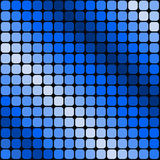 Blue shades pattern background Royalty Free Stock Photo