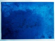 Blue sheet royalty free stock photography