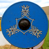 Blue Shield Royalty Free Stock Photography