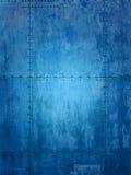 Blue ship texture Royalty Free Stock Photos