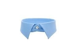 Free Blue Shirt Collar Royalty Free Stock Photography - 50809667