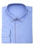 Blue shirt Stock Photography