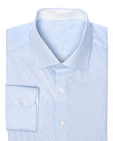 Blue shirt Royalty Free Stock Image