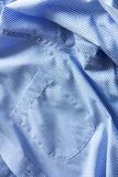 Blue shirt Royalty Free Stock Photography