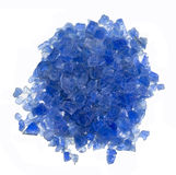Blue Silica Gel Stock Photos