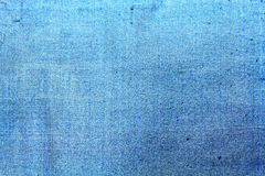 Blue silk fabric background Stock Photo