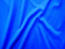 Blue silk fabric background,sportswear cloth texture