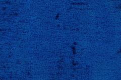 Blue silk textured background Stock Photography