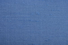 blue silk textile Royalty Free Stock Photos