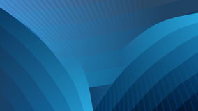 Blue simple abstract background Royalty Free Stock Photos