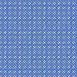 Blue simple stripes abstract seamless vector pattern,  primitive Stock Photography
