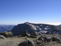 Blue skies Royalty Free Stock Photography