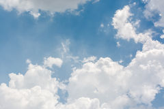 Blue skies Royalty Free Stock Images
