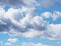 Blue skies Stock Image