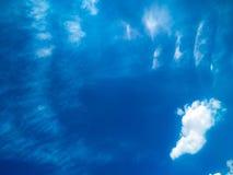 Blue Skies Royalty Free Stock Photos