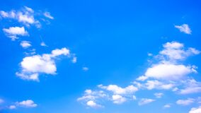Free Blue Skies With Clouds Royalty Free Stock Photography - 180367457