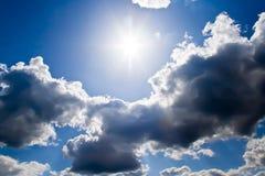 Blue sky Stock Photography