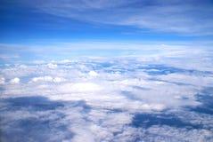 blue sky Στοκ Εικόνες