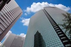 The blue sky Stock Photos