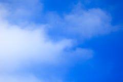 Blue sky. Clouds over a blue sky Stock Images