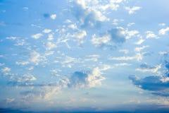 Blue sky Royalty Free Stock Photo