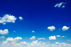 Blue sky Royalty Free Stock Photos