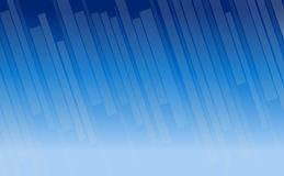 Blue sky abstract rectangle background. For business presentation Stock Images