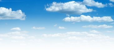 Free Blue Sky And Clouds Royalty Free Stock Photography - 125665307