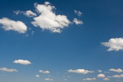 Free Blue Sky And Clouds Stock Photo - 5065360