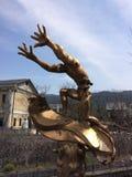 Statue Kyoto Kansai Japan Travel royalty free stock images