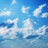 Blue sky background Royalty Free Stock Image