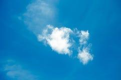 Blue sky background Royalty Free Stock Photo