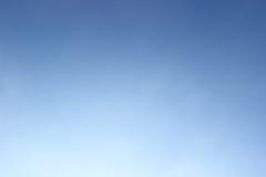 Blue sky background. Stock Image