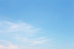 Blue sky on the beach, thailand Royalty Free Stock Photo