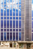Blue Sky Building Disguise and Concealment Royalty Free Stock Images