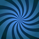 Blue sky Burst Twist Stock Photography