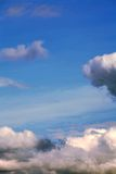 Blue Sky on Cloud Stock Photo