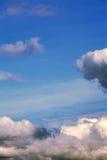 Blue Sky on Cloud Stock Photo