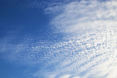 Blue sky with cloud. Beauty blue sky with cloud Stock Photos