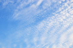 Blue sky with cloud. Beauty blue sky with cloud Stock Photography