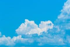 Blue Sky and cloud stock photos