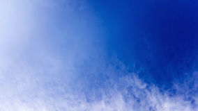 Blue sky with cloud. Blue sky with little cloud Royalty Free Stock Photos