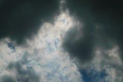 Blue sky cloud Royalty Free Stock Photos
